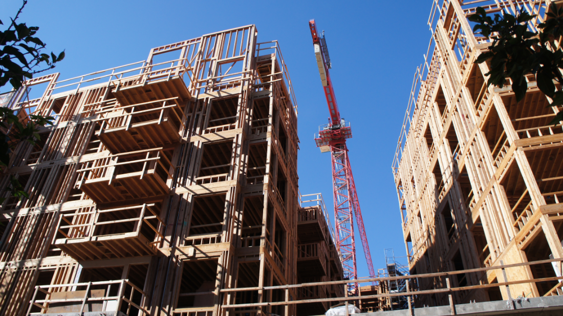 Building Constructions In Real Estate