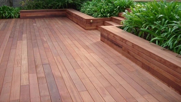Choosing The Right Timber for Decking!
