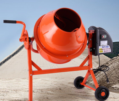 Learn About Types of Cement Mixers